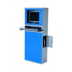 Terminalskåp, flat-screen