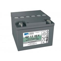 Batteri 12V 22Ah 52050