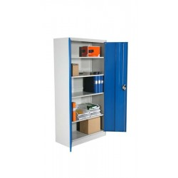 Förvaringsskåp Ekonomi 180x90 Blue/Grey