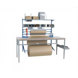 Packbordsset för arbetsbord ( Passar endast för 74304)