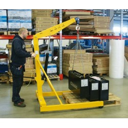 Verkstadskran SA1000, 700-1000 kg