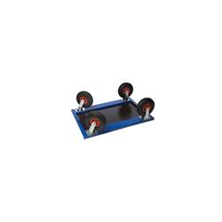 Luftgummihjul 260mm 2 länk 2 fast