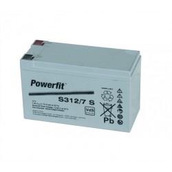 Batteri 12V 7Ah 44000