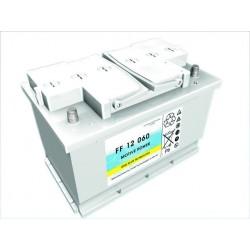 Batteri 12V 60AH 45013