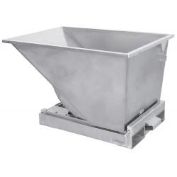 Tippcontainer Rostfritt 300 L