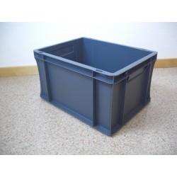 Plastlåda 400x300x220 mm 20 L