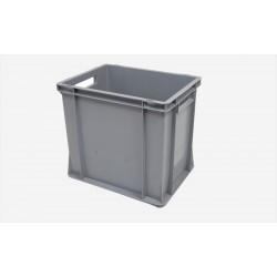 Plastlåda Tät med handtag 400x300x360mm 35 L