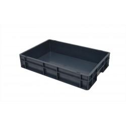 Plastlåda 600x400x120 mm 20 L