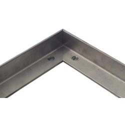 Aluminium Ingjutningsram 25 mm