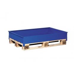 Pallbassäng 150 L blå