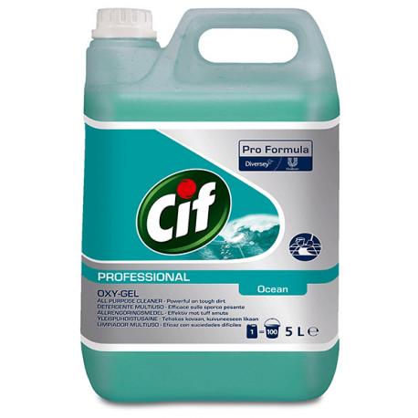 Allrent Cif Oxy-Gel Professional 5 L