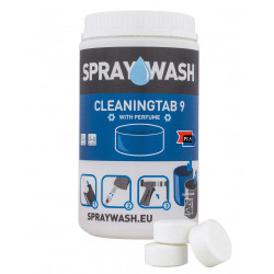 Rengöringstabletter Spraywash 9