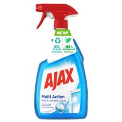 Glasputs Ajax Triple Action 750 ml spray